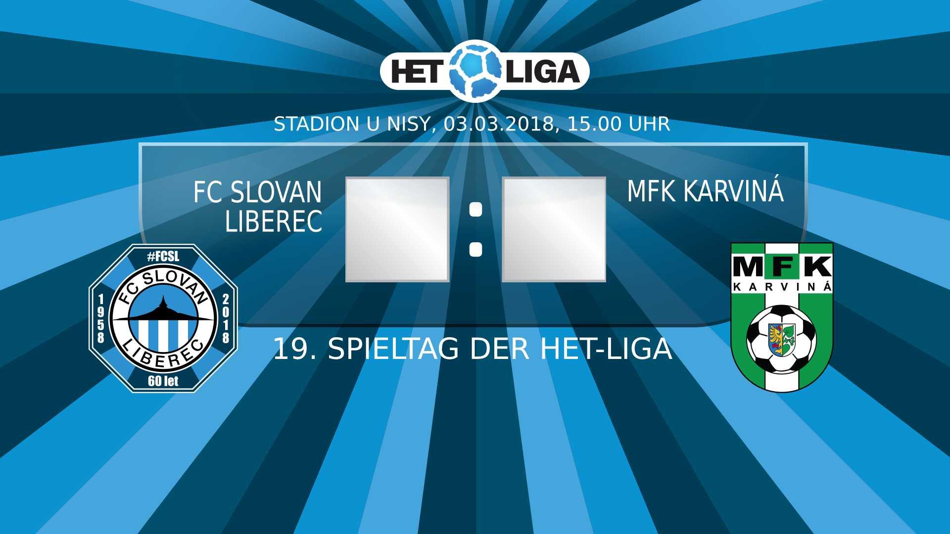 Vorbericht: Der Kampf um Platz zwei wird am Samstag gegen Kárvina fortgesetzt