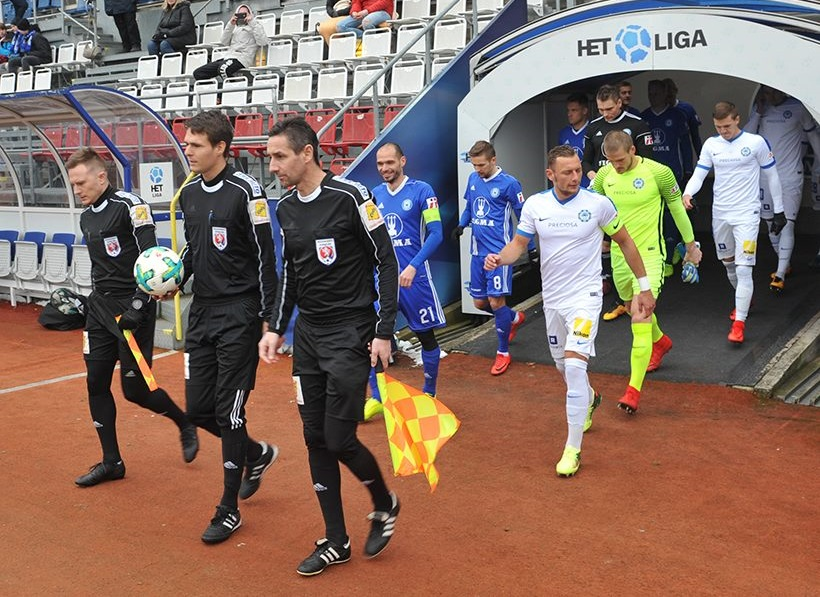 Ein schöner Treffer und zwei Eigentore - 2:1-Erfolg bei Generalprobe gegen Sigma Olomouc