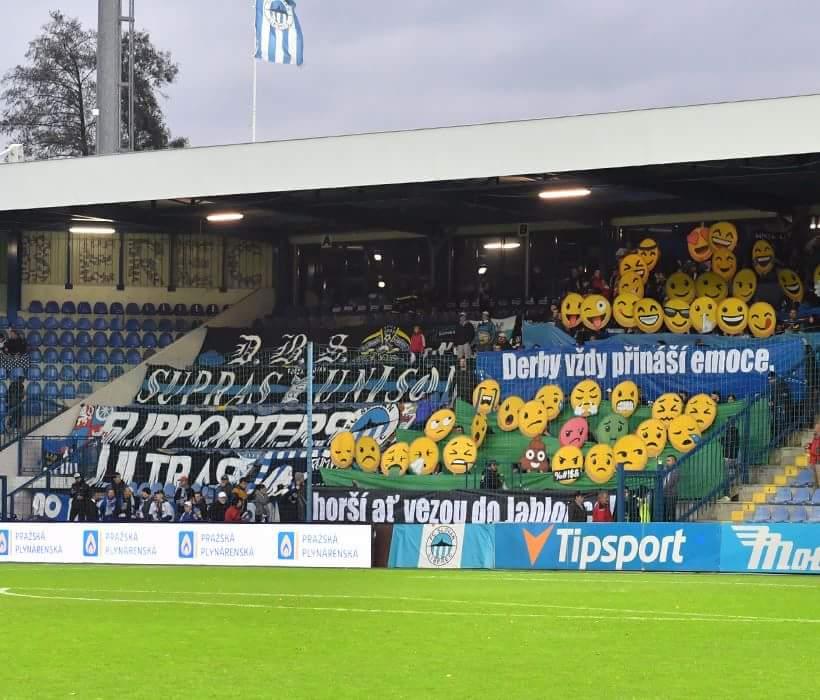 Spielbericht zum verrückten 47. Derby am Jeschken - 4:1 gegen den FK Jablonec